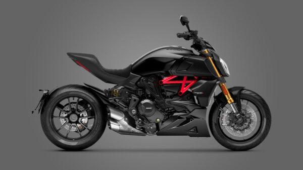 CocMotors – Ducati Diavel 1260 S Black 2021