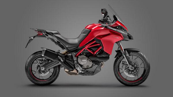 CocMotors – Ducati Multistrada 950 S 2021 red