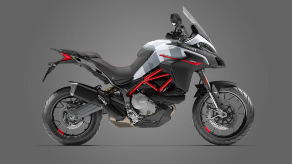 CocMotors – Ducati Multistrada 950 S white 2021