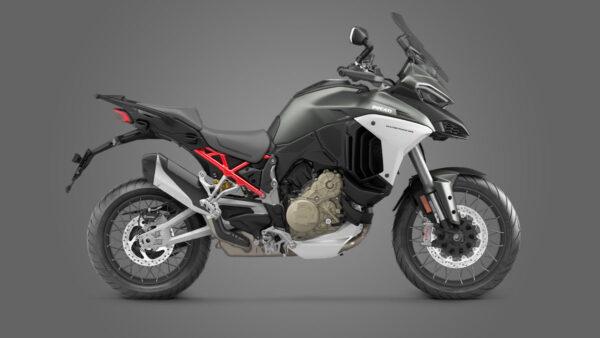CocMotors – Ducati Multistrada V4 S Aviator Grey Spoke Wheels 2021