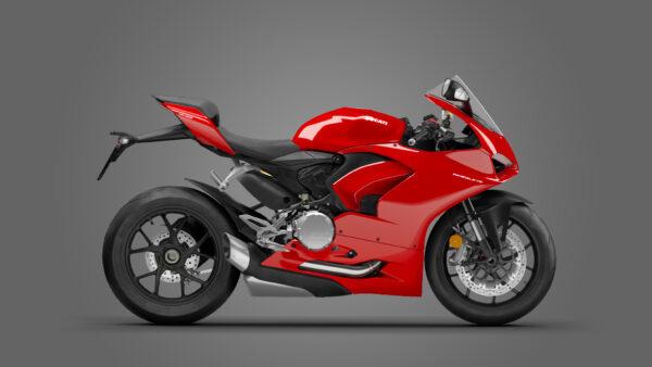 CocMotors – Ducati Panigale V2 red 2021