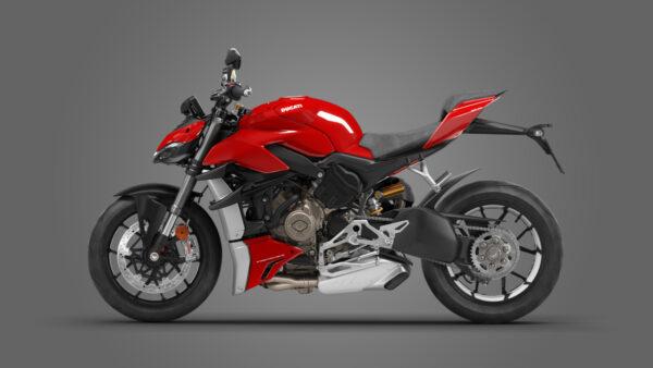 CocMotors – Ducati Streetfighter V4 2021 l