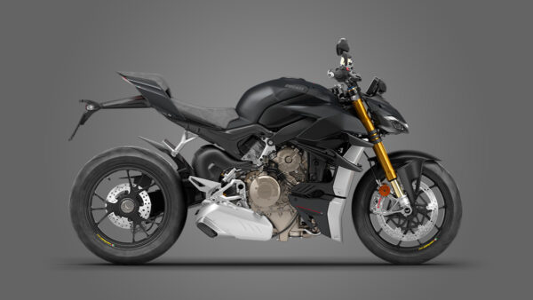 CocMotors – Ducati Streetfighter V4 S. black 2021