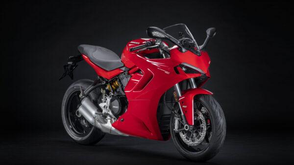 CocMotors – Ducati SuperSport 950 2021 slant