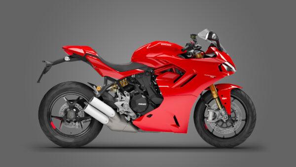 CocMotors – Ducati SuperSport 950S red 2021