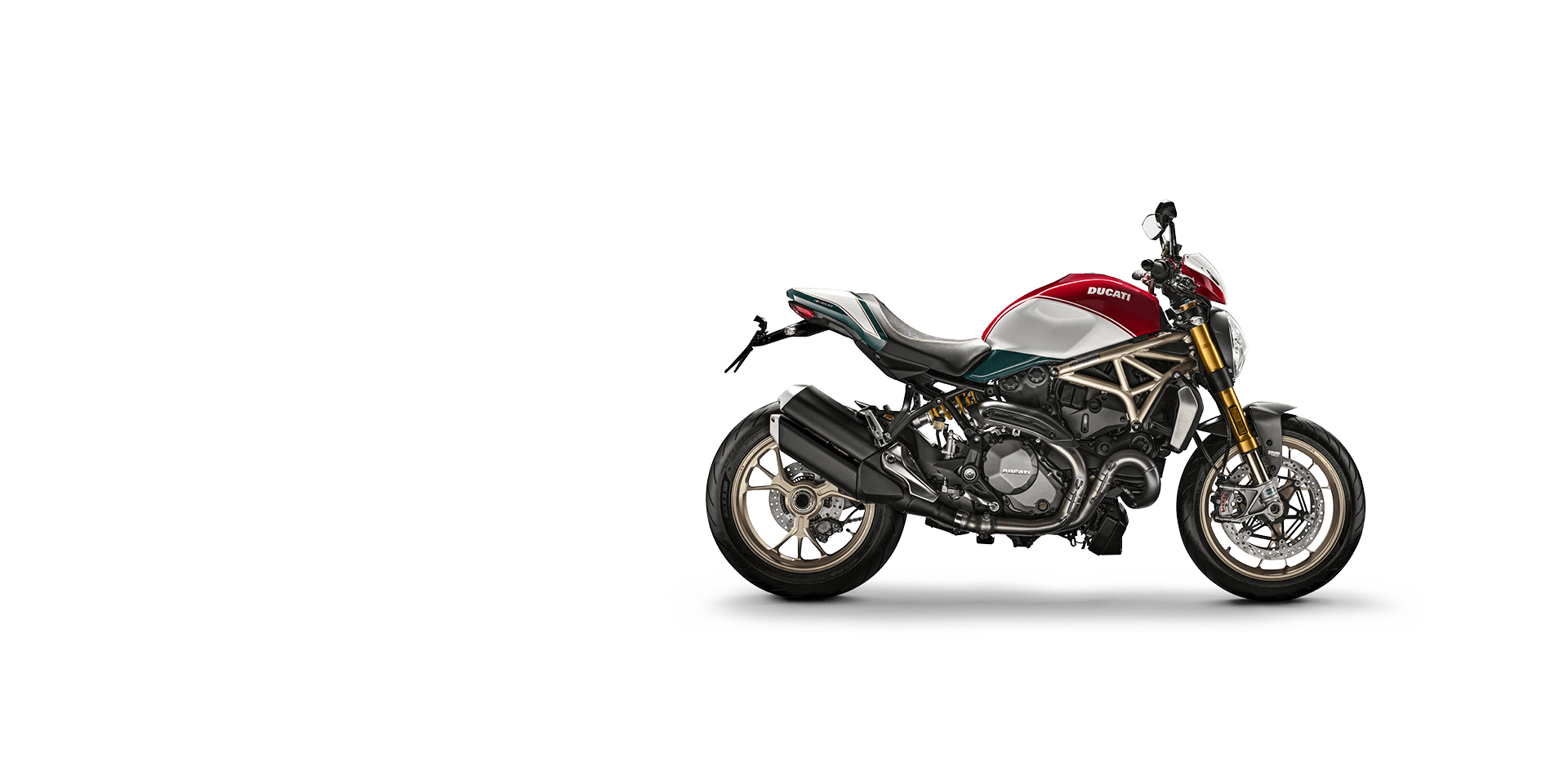 CocMotors DUCATI Monster Anniversario