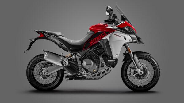 CocMotors – Ducati Multistrada 1260 Enduro 2021 Red