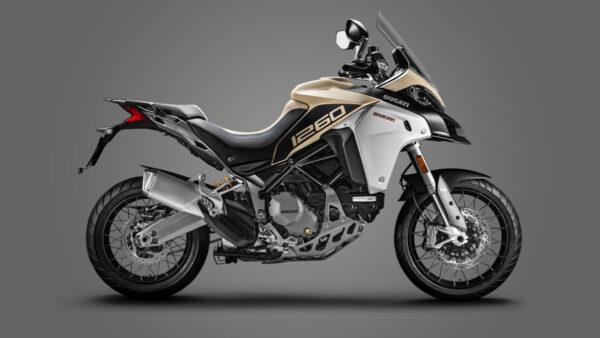 CocMotors – Ducati Multistrada 1260 Enduro 2021 Sand