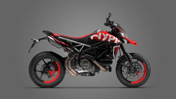 CocMotors – Ducati Hypermotard 950 RVE 2021