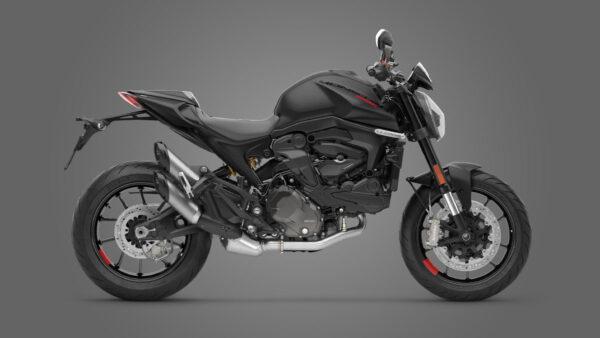 CocMotors – Ducati Monster+ dark 2021