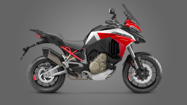 CocMotors – Ducati Multistrada V4 S Sport forged wheels 2021